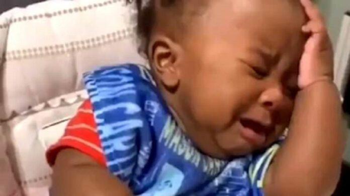 quand bébé pleure