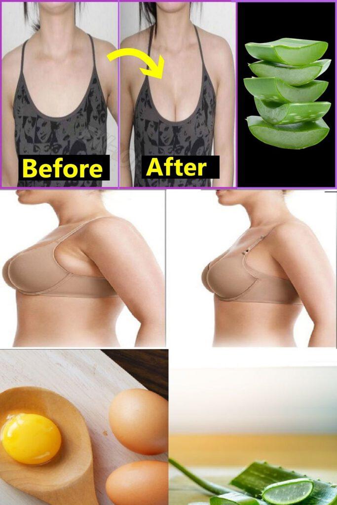 augmentation mammaire pinterest